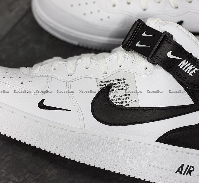 reputable site 77589 c2caa Кроссовки мужские Nike Air Force 1  07 Mid LV 8